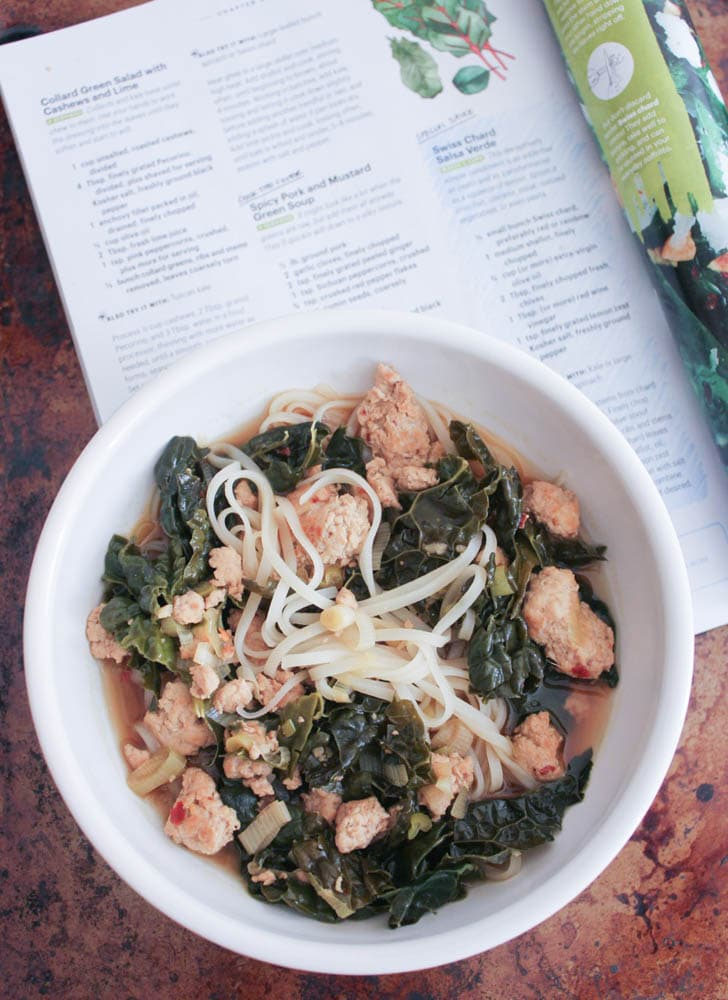 Brown-Rice-Noodle-Soup-With-Spicy-Pork-and-Kale-2